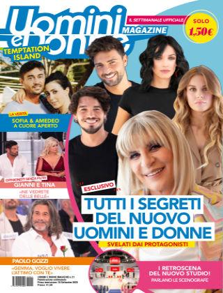 Uomini e Donne magazine n. 21, 2020