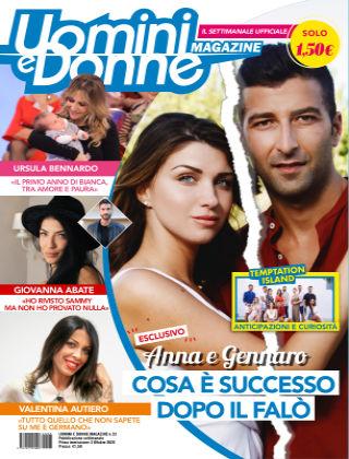 Uomini e Donne magazine n. 23, 2020