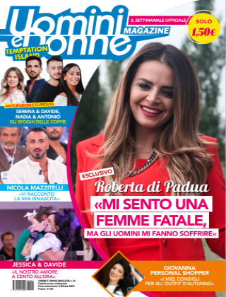 Uomini e Donne magazine n. 24, 2020