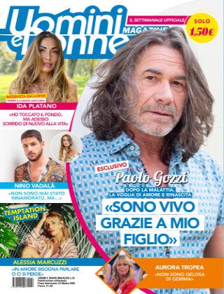 Uomini e Donne magazine n. 26, 2020