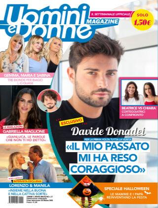 Uomini e Donne magazine n. 27, 2020