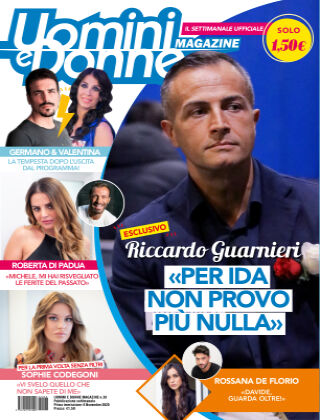 Uomini e Donne magazine n. 28, 2020