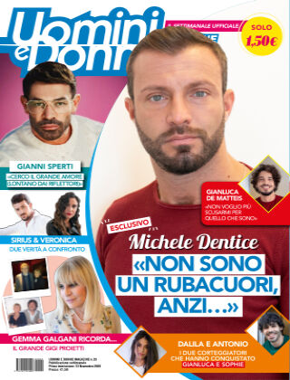 Uomini e Donne magazine n. 29, 2020