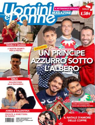 Uomini e Donne magazine n. 33, 2020