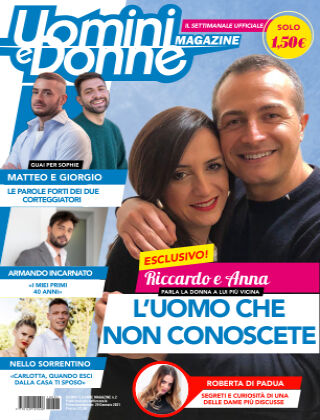Uomini e Donne magazine n. 2, 2021
