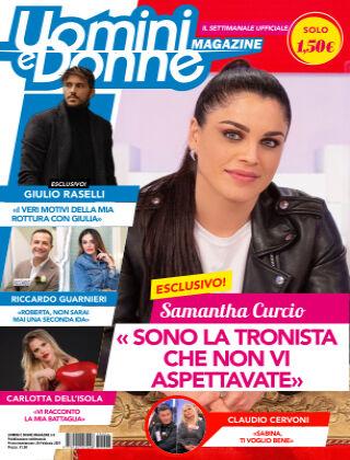 Uomini e Donne magazine n. 6, 2021