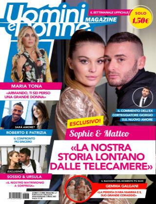 Uomini e Donne magazine n. 7, 2021