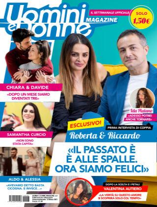 Uomini e Donne magazine n. 8, 2021