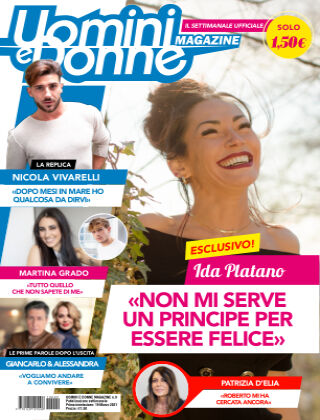 Uomini e Donne magazine n. 9, 2021