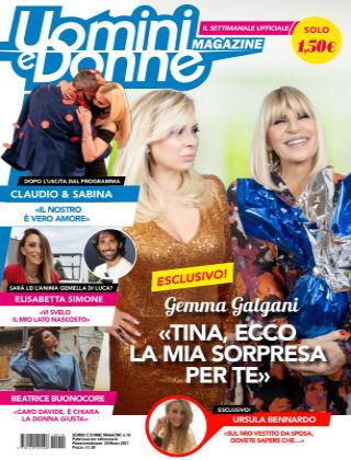 Uomini e Donne magazine n. 10, 2021