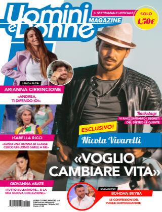 Uomini e Donne magazine n. 11, 2021