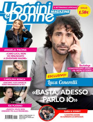 Uomini e Donne magazine n. 12, 2021