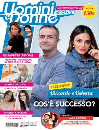 Uomini e Donne magazine n. 13, 2021