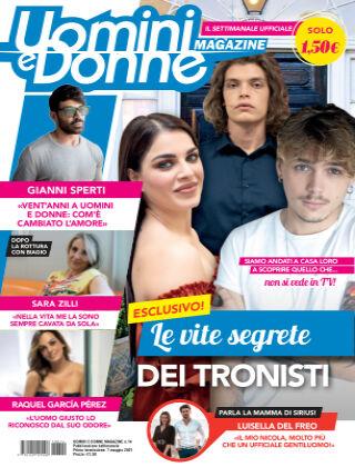 Uomini e Donne magazine n. 14, 2021