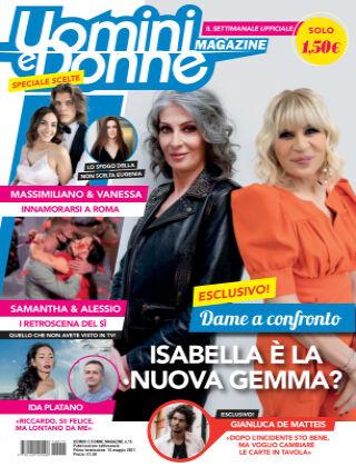 Uomini e Donne magazine n. 15, 2021