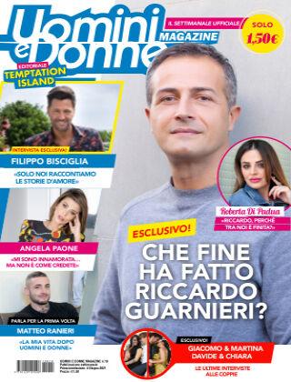 Uomini e Donne magazine n. 18, 2021