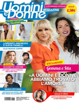 Uomini e Donne magazine n. 19, 2021