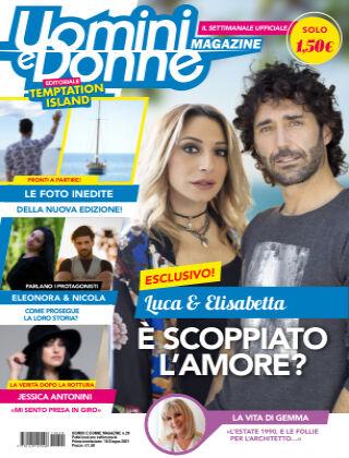 Uomini e Donne magazine n. 20, 2021