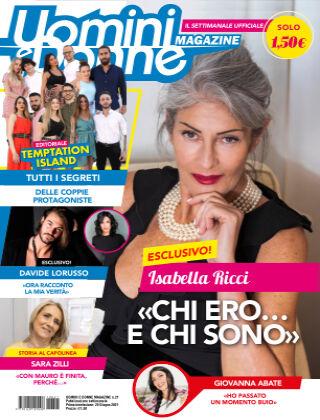 Uomini e Donne magazine n. 21, 2021