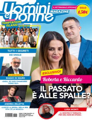 Uomini e Donne magazine n. 22, 2021