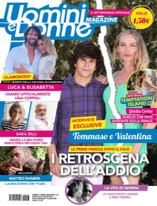 Uomini e Donne magazine n. 23, 2021