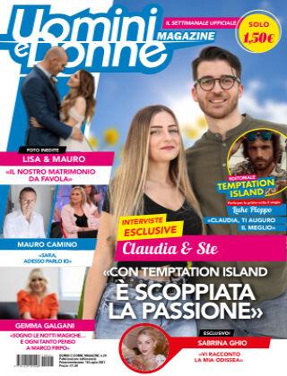Uomini e Donne magazine n. 24, 2021