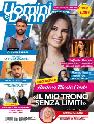 Uomini e Donne magazine n. 27, 2021