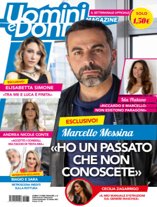 Uomini e Donne magazine n. 31, 2021