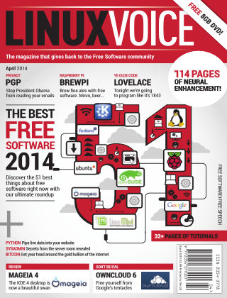 Linux Voice April 2014