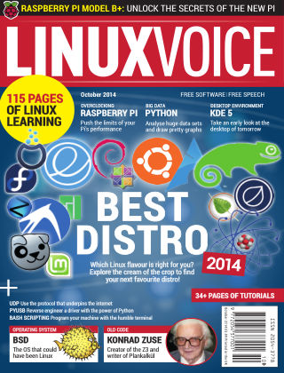 Linux Voice October 2014