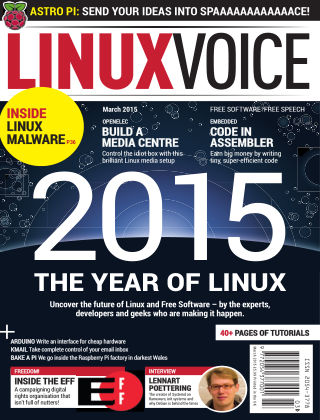 Linux Voice March 2015