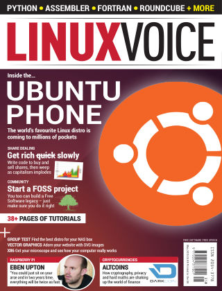 Linux Voice May 2015