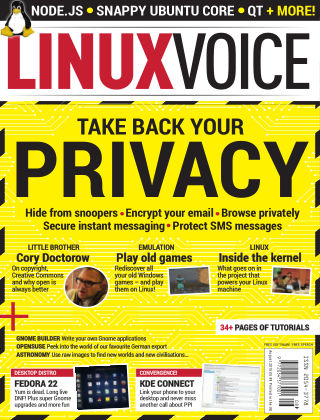 Linux Voice Issue 17
