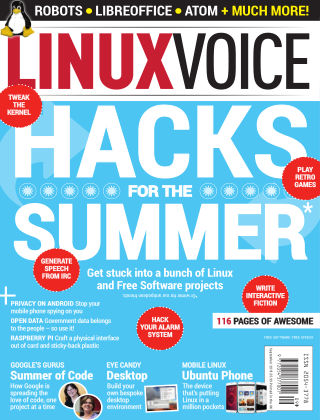 Linux Voice Issue 18
