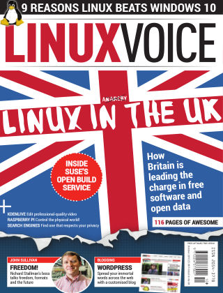 Linux Voice Issue 19