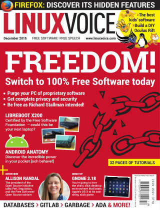 Linux Voice Issue 21