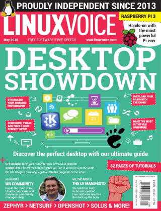 Linux Voice Issue 26