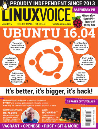 Linux Voice Issue 27