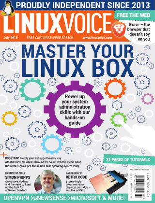 Linux Voice Issue 28