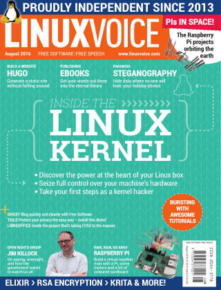 Linux Voice Issue 29