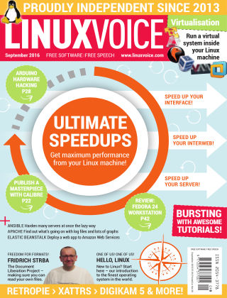 Linux Voice Issue 30