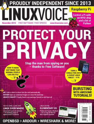 Linux Voice Issue 32