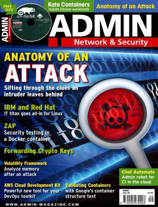 ADMIN Network & Security #49 Jan/Feb 2019