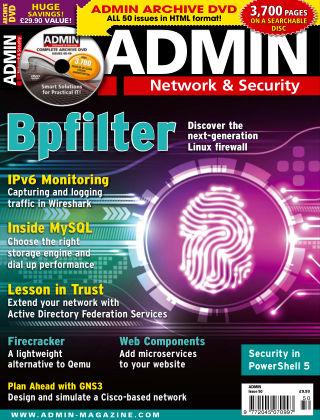 ADMIN Network & Security #50 Mar/Apr 2019