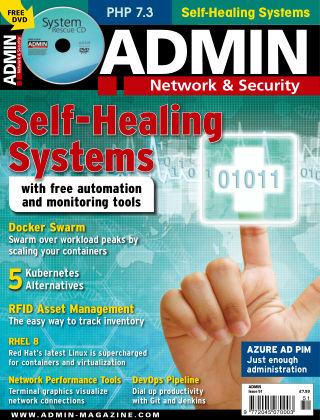 ADMIN Network & Security #51 May/June 2019