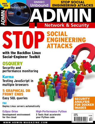ADMIN Network & Security #52 Jul/Aug 2019