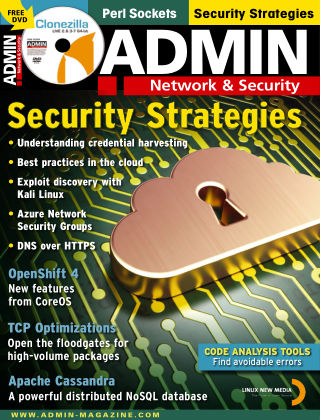 ADMIN Network & Security #53 Sep/Oct 2019
