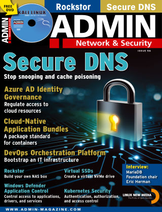 ADMIN Network & Security #56 Mar/Apr 2020