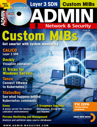 ADMIN Network & Security #59 Sept/Oct