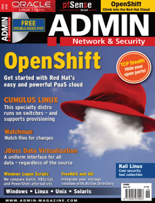 ADMIN Network & Security #26 Mar/Apr 2015